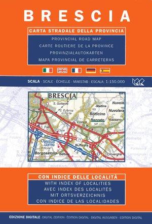 Brescia 1:150d Lac Provincia
