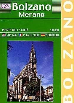 Bolzano-merano 1/10.000 Lac