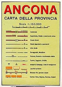 Ancona 1:150d Lac Umbria