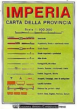 Imperia (liguria) 1:100d Lac