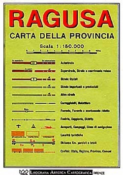 Ragusa 1:150d Lac Sicilia
