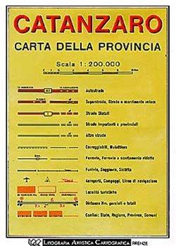 Catanzaro (calabria) 1:200d
