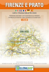 Firenze Prato 1:150d Lac Provinciali