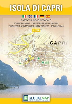 Isola Di Capri 1/8.000