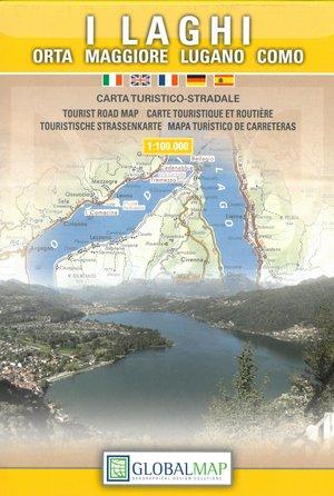 I Laghi / Orta / Maggiore / Lugano / Como