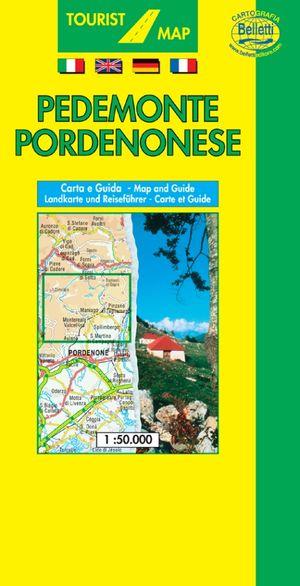 Pedemonte Pordenonese 1:50.000