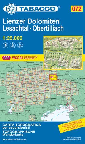 Lienzer Dolomiten / Lesachtal / Obertilliach / Lienz