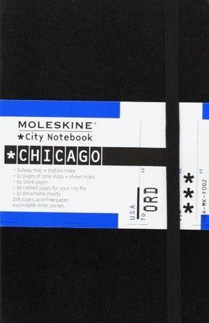Moleskine Pocket City Notebook Chicago