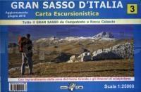 Gran Sasso D`italia 1:25.000