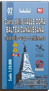02 Valle Dora Baltea Canavesana 1:20.000