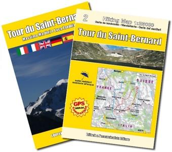 2 Tour De Saint-bernard 1:25.000