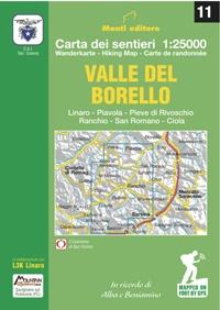 Iga11 Valle Del Borello 1:25.000