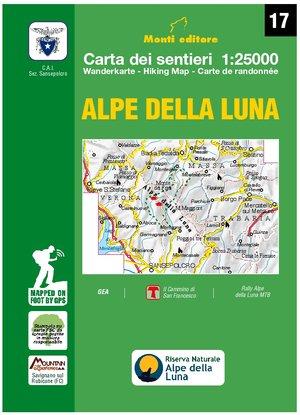 Iga17 Alpe Della Luna 1:25.000