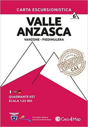 06 Valle Anzasca 1:25.000