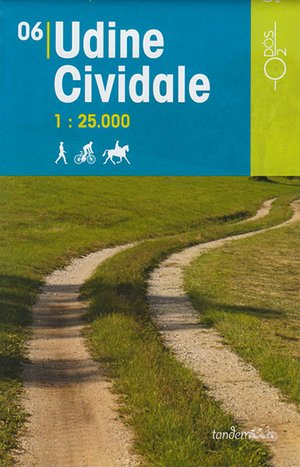 06 Udine, Cividale 1:25.000
