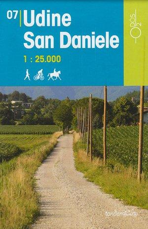 06 Udine, San Daniele 1:25.000