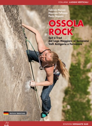 Ossola Rock Klimgids Lago Maggiore/simpl