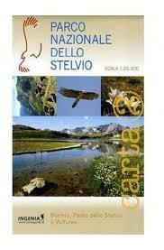 Parco Nazionale Dello Stelvio F.2 Lombardo 1:25.000