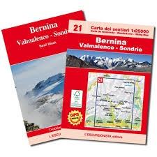 21 Bernina Valmalenco Sondrio 1:25.000