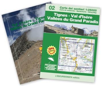 02 Tignes - Val D'isere Vallees Du Grand Paradis 1:25.000