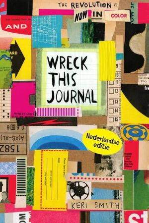 Wreck this journal Jubileumeditie
