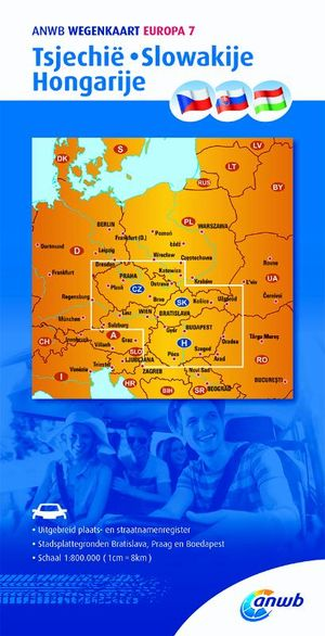 Tsjechië-Slowakije-Hongarije