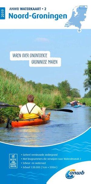 Waterkaart 2 Noord-Groningen 2019