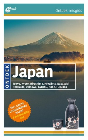 Ontdek Japan reisgids met kaart