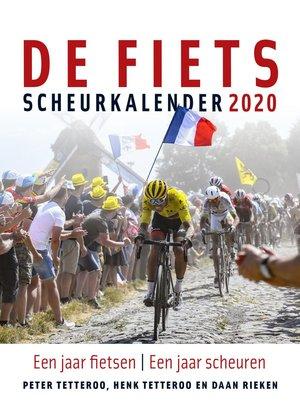 De Fietsscheurkalender 2020 - Een jaar fietsen, een jaar scheuren