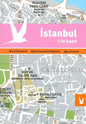 Istanbul in kaart