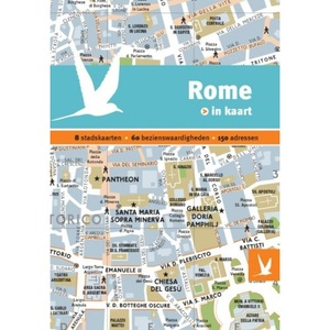Rome in kaart