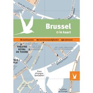Brussel in kaart