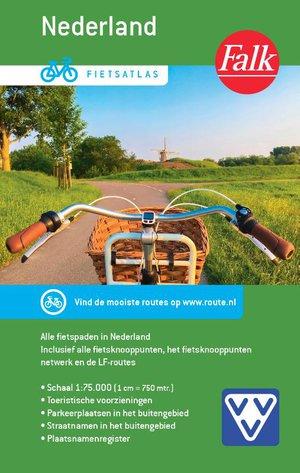 Falk VVV Fietsatlas Nederland