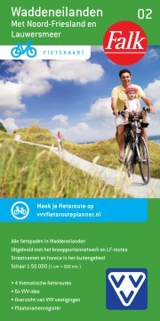 Waddeneilanden fietskaart 02
