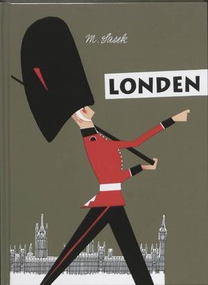 Londen Prentenboek Kinderen