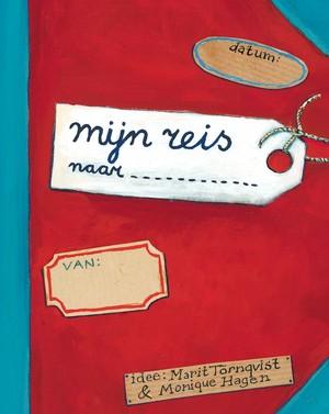 Mijn Reis Naar ... Kinder Reisdagboek