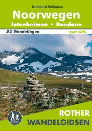 Rother wandelgids Noorwegen – Jotunheimen - Rondane