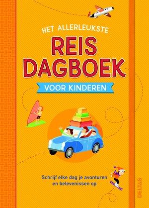 Reisdagboek voor kinderen