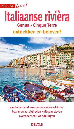 Merian live -Italiaanse rivièra - Genua en Cinque Terre