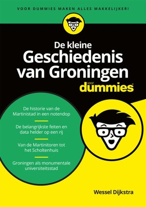 De kleine Geschiedenis van Groningen voor Dummies