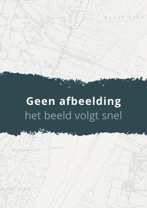 Wandkaart Belevingswereld 90x60 Cm
