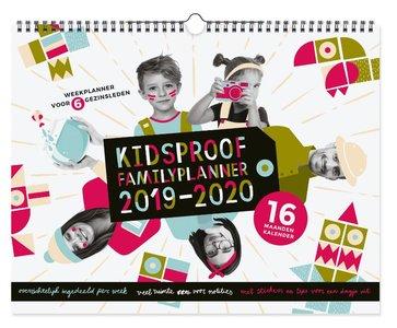 Kidsproof Familyplanner 2019-2020 kalender