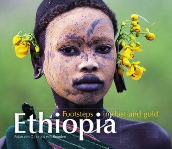 Ethiopia Footsteps In Dust And Gold