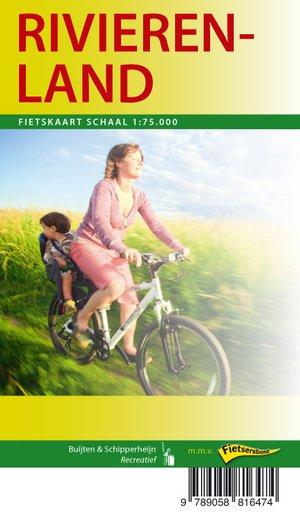 Rivierenland fietskaart regio