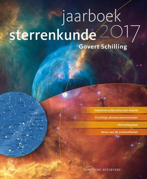 Jaarboek sterrenkunde - 2017