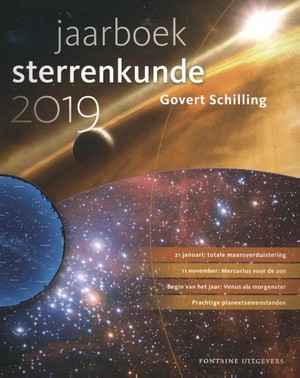 Jaarboek sterrenkunde - 2019