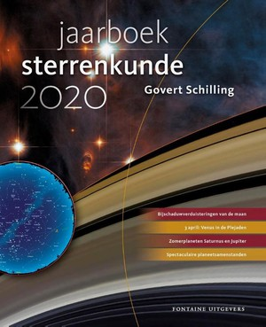 Jaarboek sterrenkunde 2020