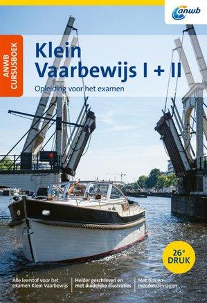 ANWB cursusboek Klein Vaarbewijs I + II incl. CD-rom