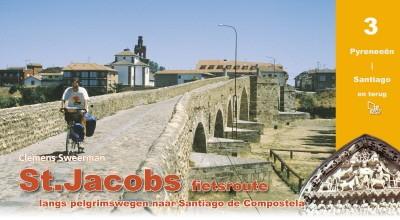 St-Jacobs fietsroute 3 Pyreneeën - Santiago de Compostela