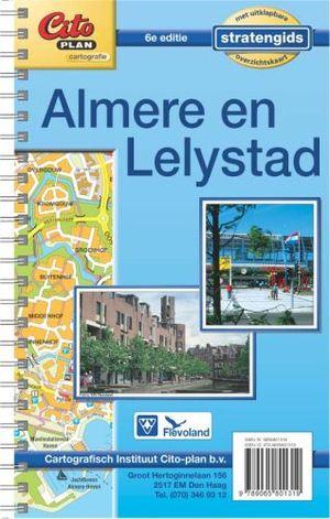 Citoplan stratengids Almere Lelystad